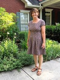 McCall's Pattern Dress