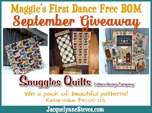 Snuggles-Giveaway
