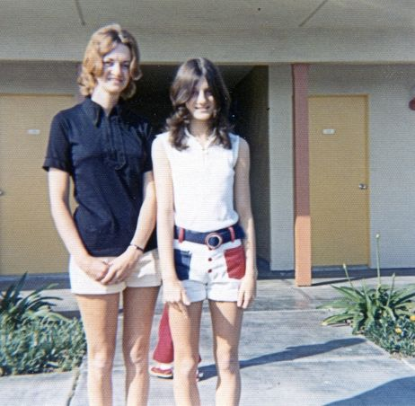 Mom and me LA