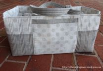 Hand Crafter's Carry-All Basket