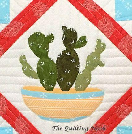 Cactus Pillow 1
